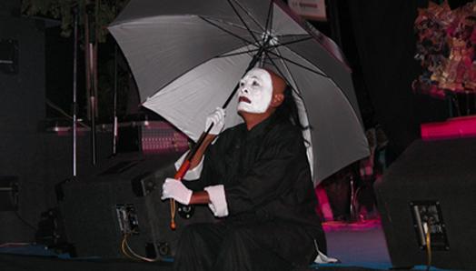 Pantomime, Jemek Supardi