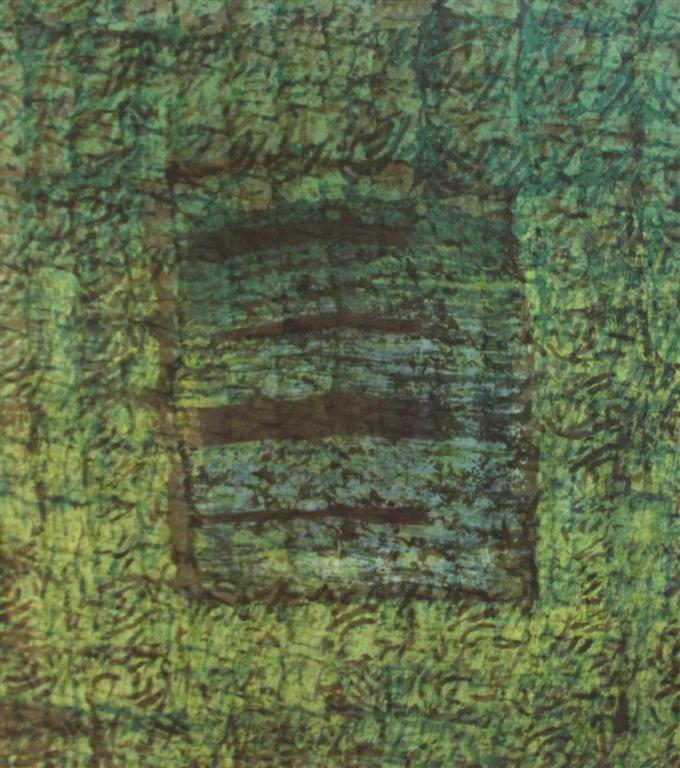 SPRING, Batik 2015, Joachim Blank