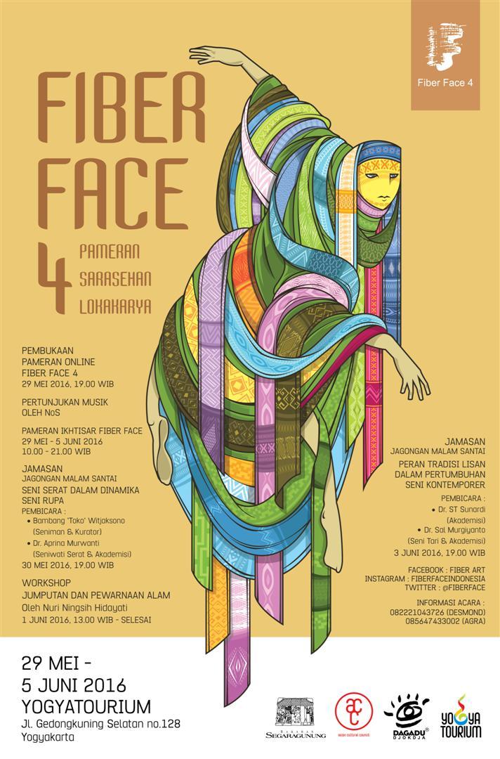 Fiber Face 4 Online Exhibition