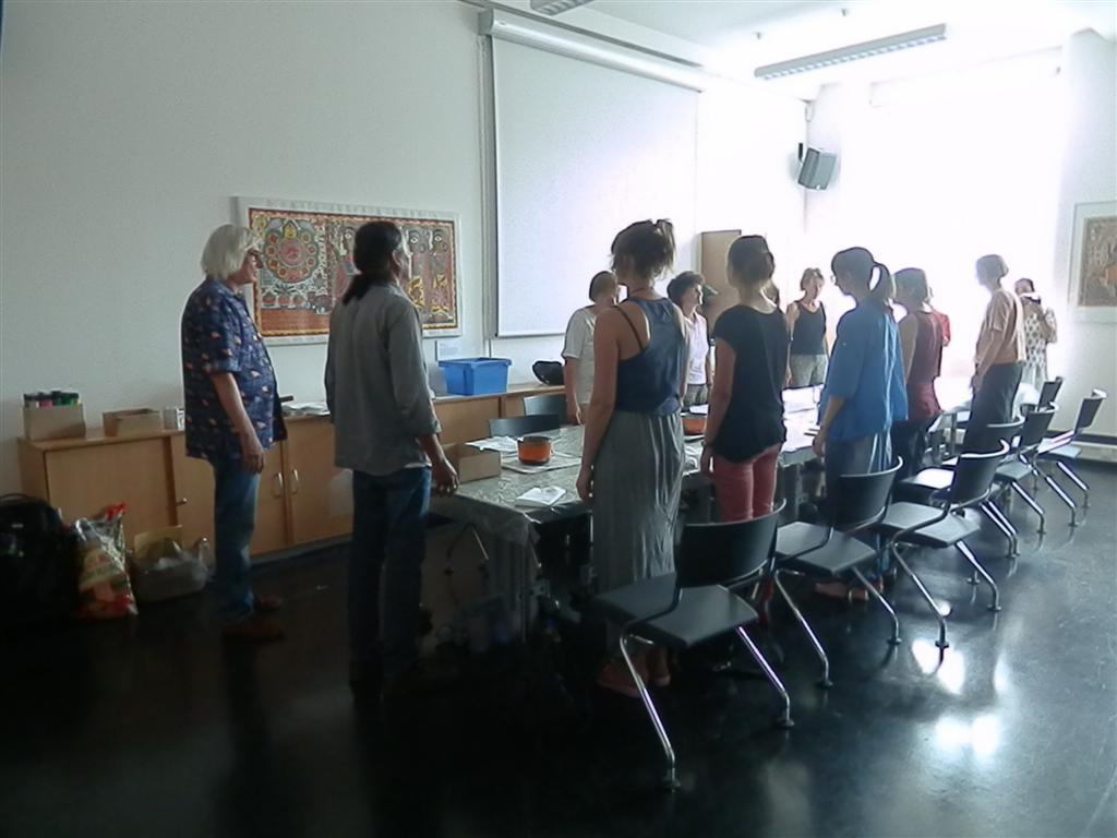 Workshop Grassi Museum Leipzig